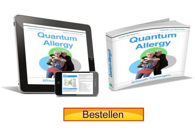 Bestellen Quantum-Allergy Boek en eBook