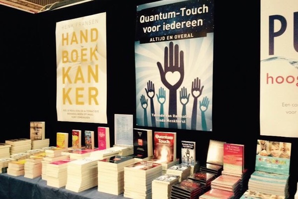 Lancering Ankertje Quantum-Touch