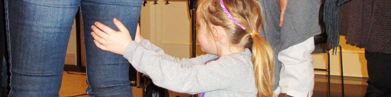 Kinderen en Quantum-Touch